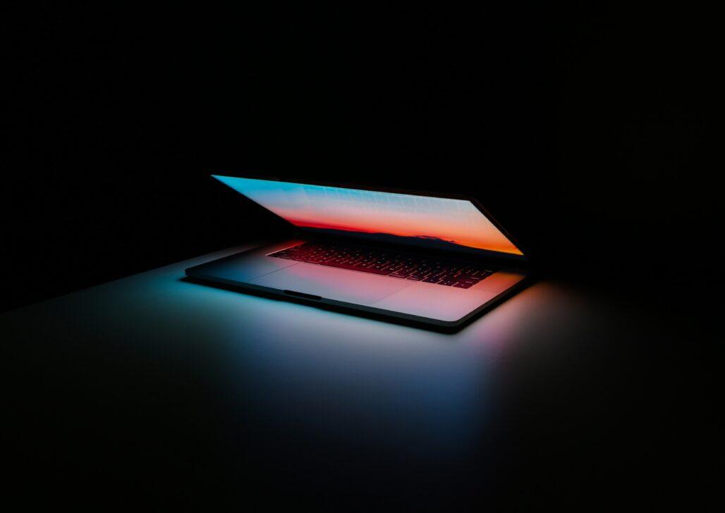 Industry 40 - Laptop