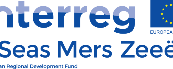 Grant provider logo - Interreg 2 Seas European Union