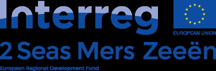 Grant provider logo - Interreg 2 Seas European Union