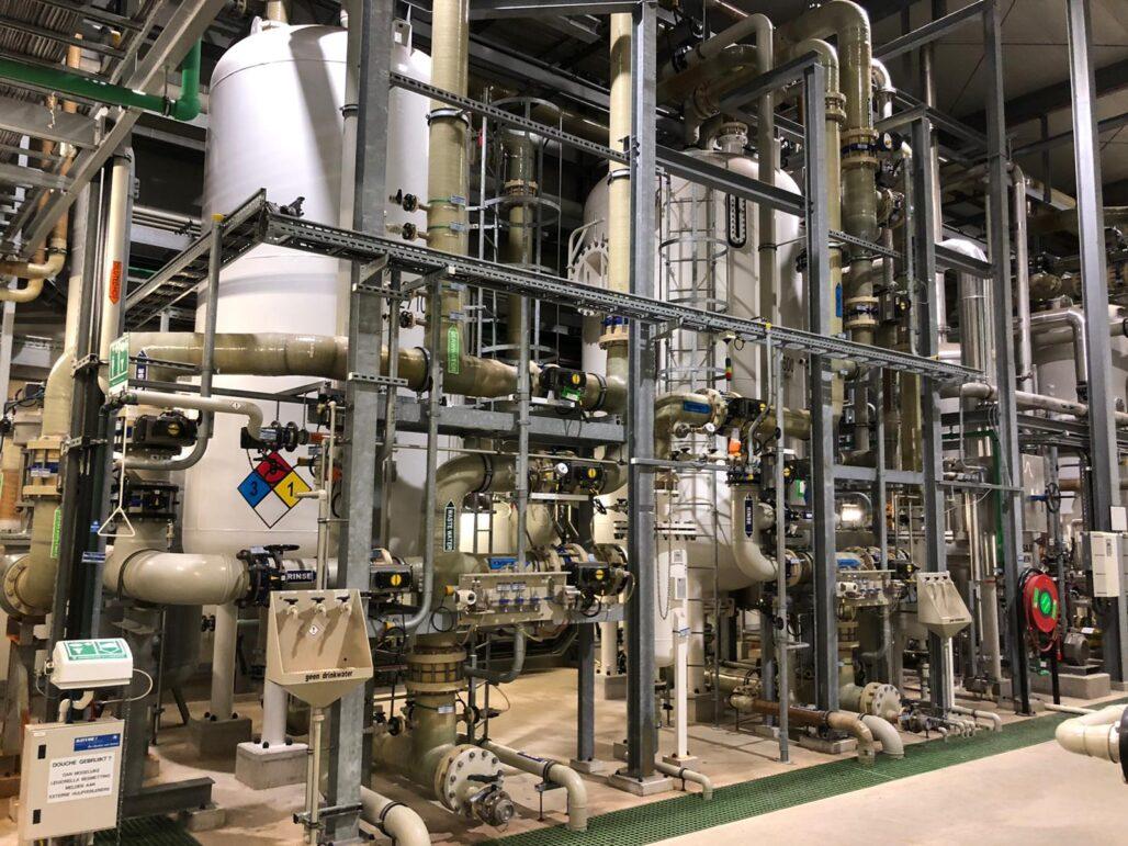 Condensate Polishing Unit
