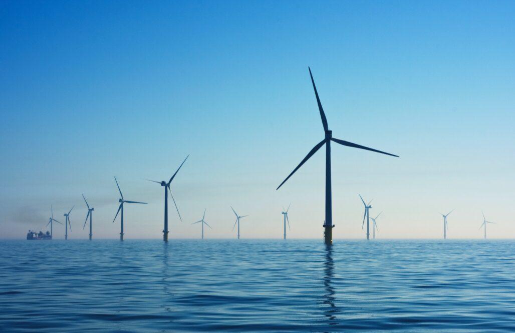 Industrie in Gesprek - Windmolens op zee