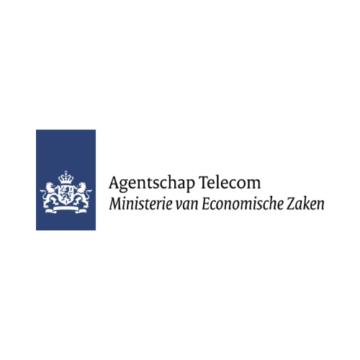 Partner logo - Agentschap Telekom