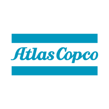 Partner logo - Atlas Copco