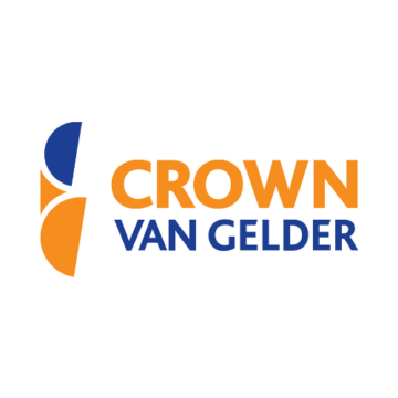 Partner logo - Crown van Gelder