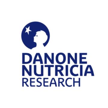 Partner logo - Danone Nutricia Research