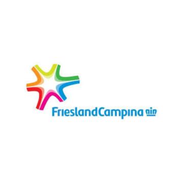 Partner logo - FrieslandCampina
