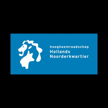 Partner logo - HHNK (Water Board Hollands Noorderkwartier)