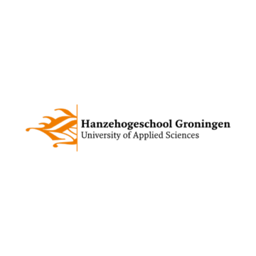 Partner logo - Hanze University of Applied Sciences