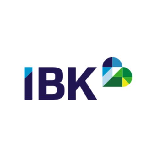 Partner logo - IBK