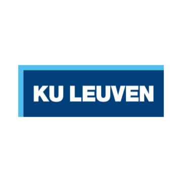 Partner logo - KU Leuven