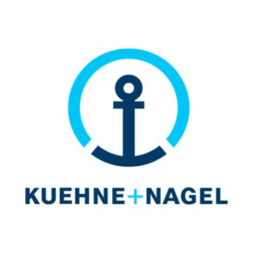 Partner logo - Kuehne Nagel