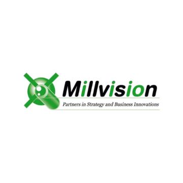Partner logo - Millvision