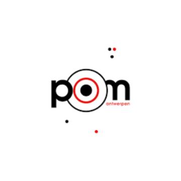 Partner logo - POM Antwerpen