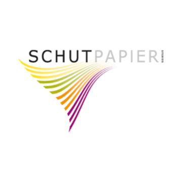 Partner logo - Schut Papier