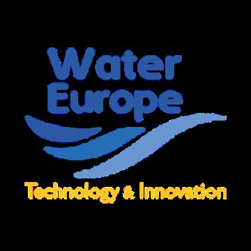 Partner logo - Water Europe