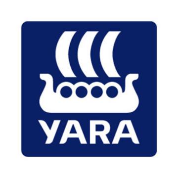 Partner logo - Yara