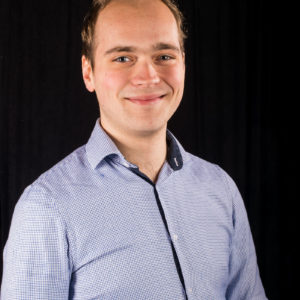 researcher Tim van Schagen