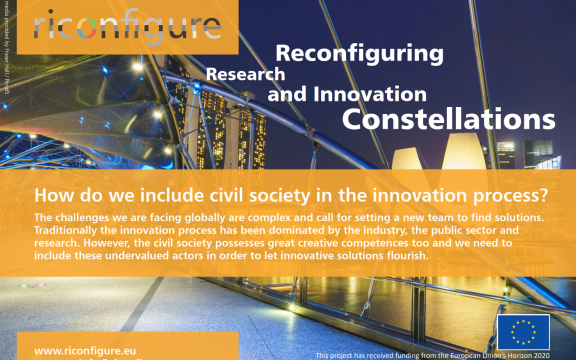 RiConfigure - Including civil society in the innovation process