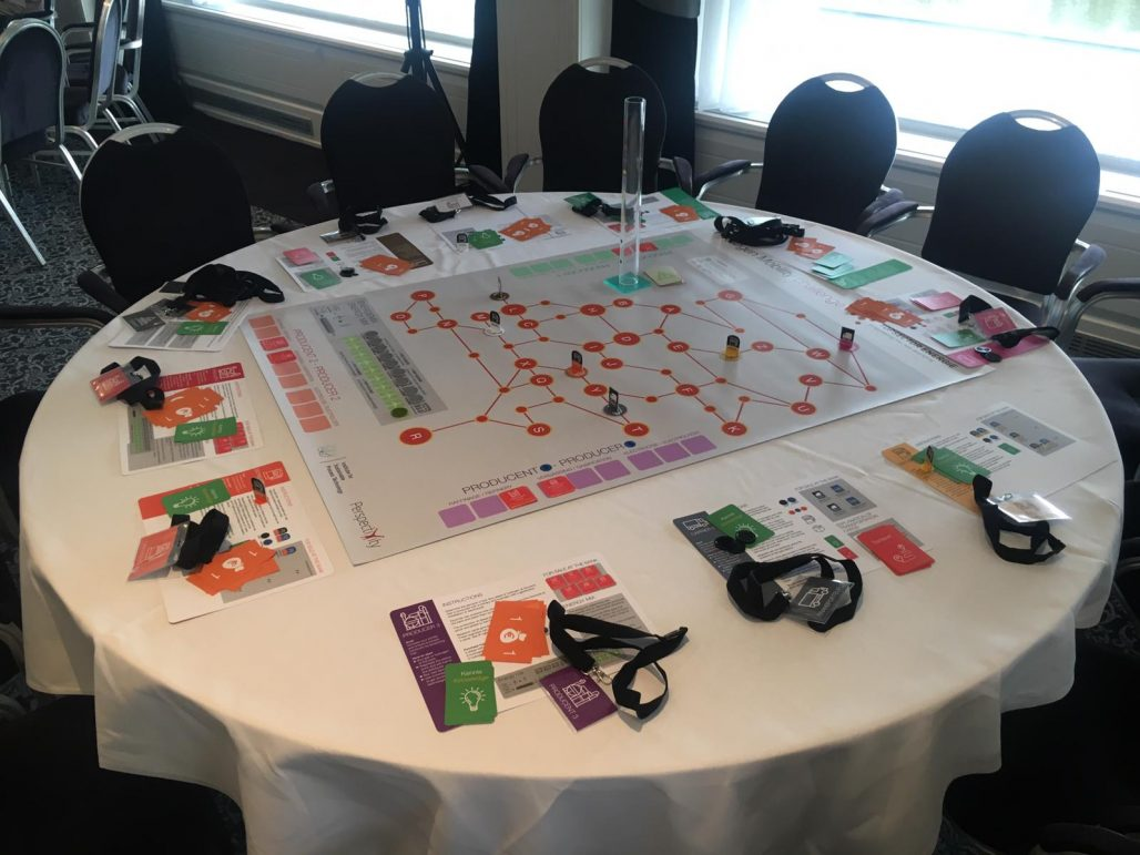 Serious Games at ISPT - Hydrogen Mobility Game