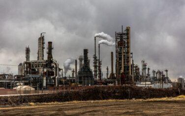 Newsitem - Carbon plant smoke