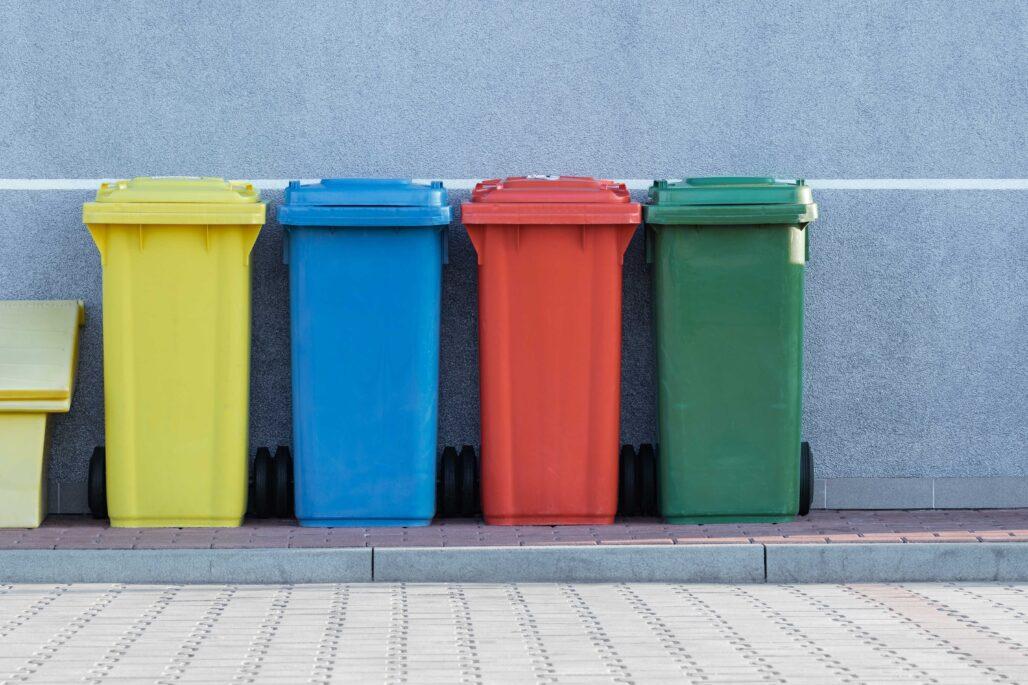 DES- Paper recycling bins