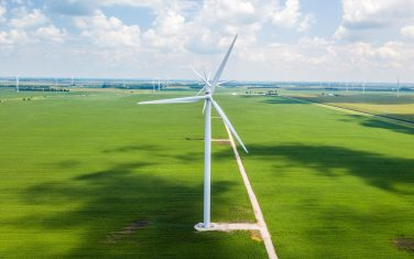 Sustainable industry-Wind turbine