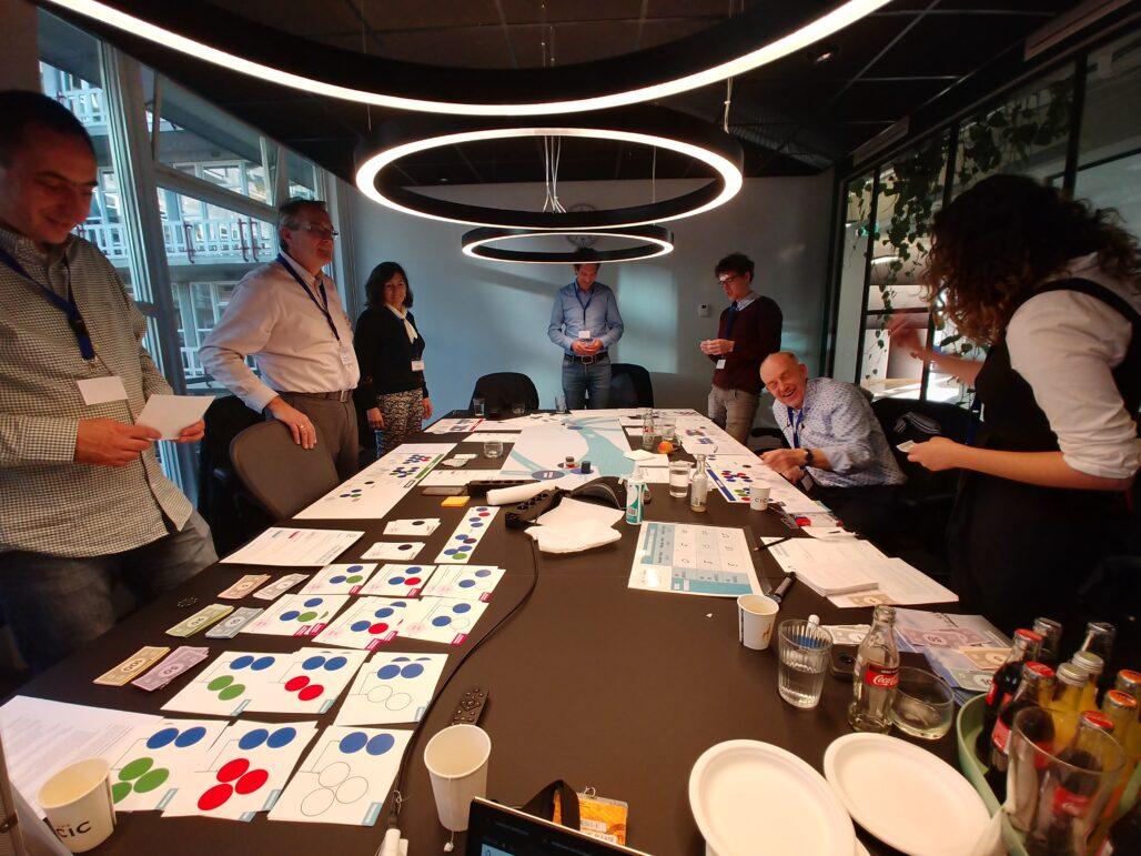 ZERO BRINE workshop Rotterdam